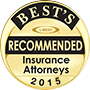 Best's Recommended Insurance Attorneys 2015