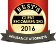 Best's Recommended Insurance Attorneys 2016