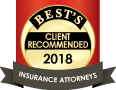 Best's Recommended Insurance Attorneys 2018