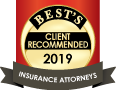 Best's Recommended Insurance Attorneys 2019