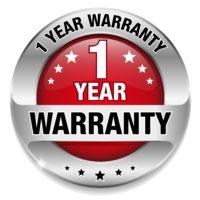 One yr warranty